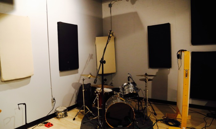 Live Room Drum Kit